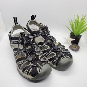 Keen Black Water Sport Sandals